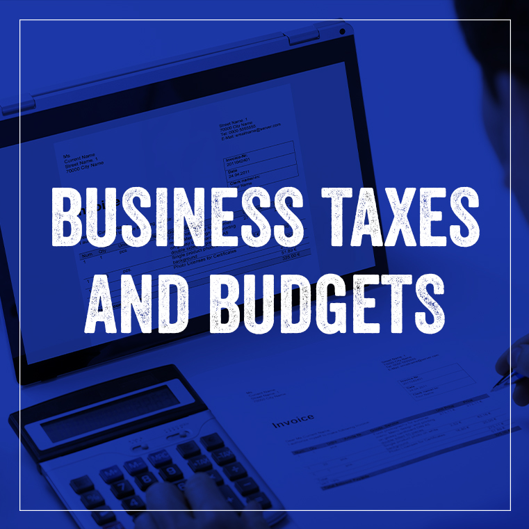 Business and Taxes P1