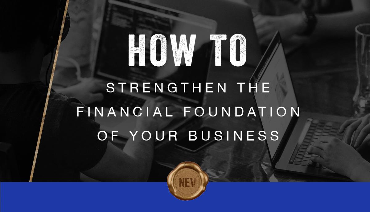 strengthen-financial-foundation