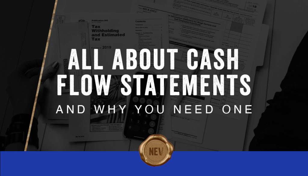 All About Cash Flow Statements