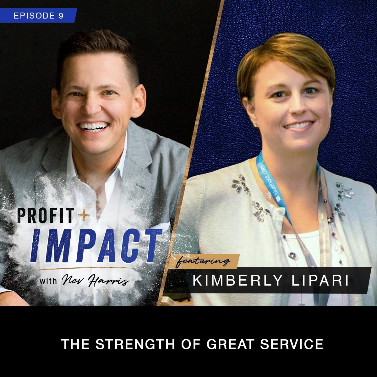 Podcast with Kimberly Lipari EP 9